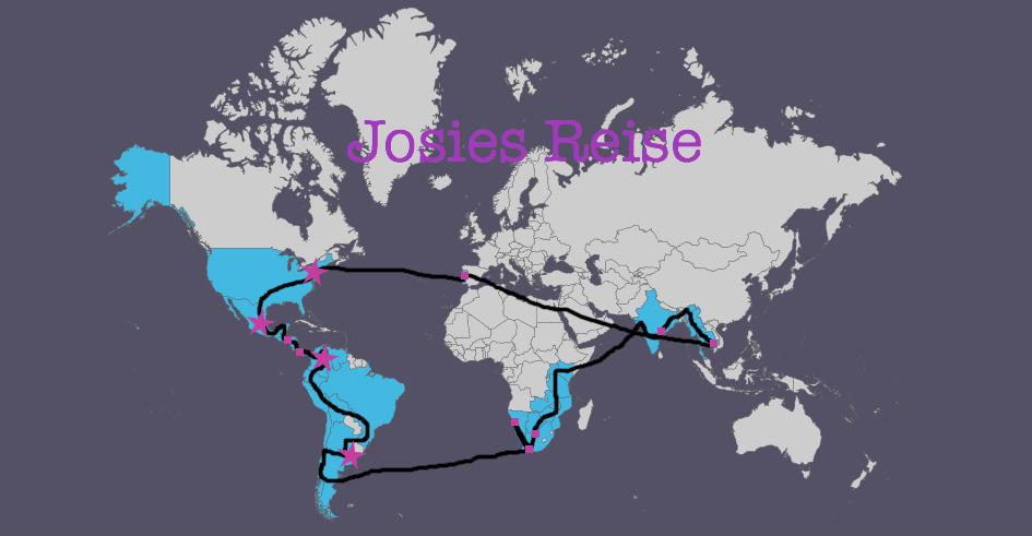 Josies Reise