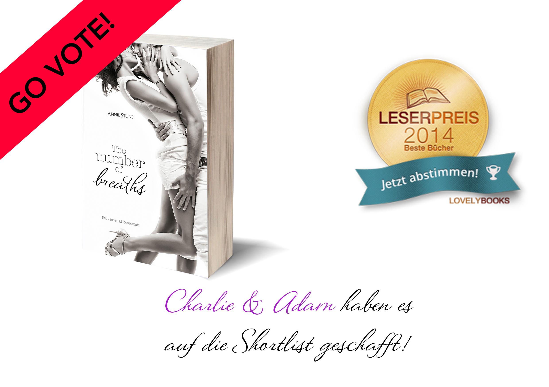 Lovelybooks Shortlist